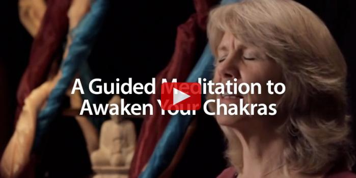 A Guided Meditation to Awaken Your Chakras with Anodea Judith