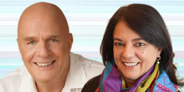 How Dr. Wayne Dyer Discovered Anita Moorjani's Groundbreaking Near-Death Experience Teachings