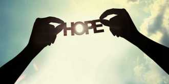 Need some hope?