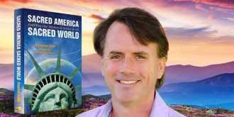 Shift Network CEO Stephen Dinan's New Book: Sacred America, Sacred World