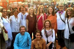Shift Trips Launches with Pilgrimage into the Soul of India