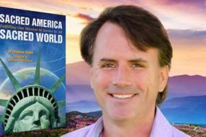 Shift Network CEO Stephen Dinan's New Book: Sacred America, Sacred World